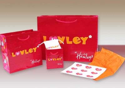 Lovely by Hamleys