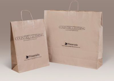 2. Country Clothing Bags