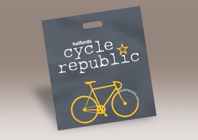 6. Cycle Republic Bag