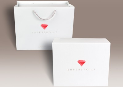 6. Superspoilt Bag & Box