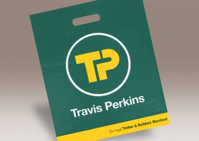 8. Travis Perkins Bag